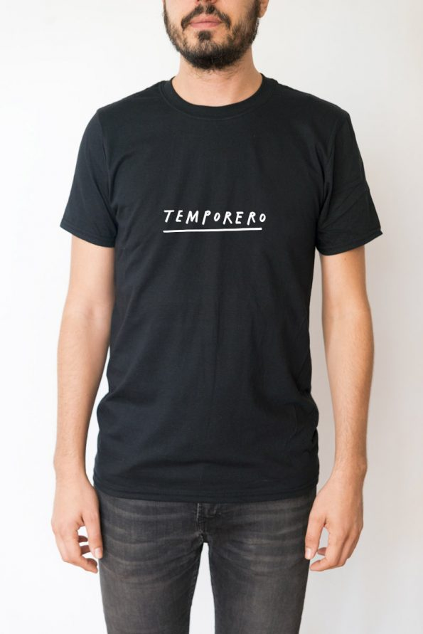 Camiseta Temporero